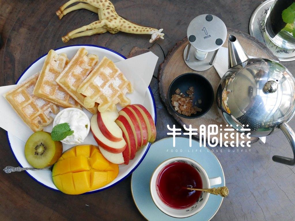 新竹下午茶│nolas café salon。隱身在髮廊樓上的森林系咖啡廳~wifi/插座/不限時*(咖啡廳已歇業)