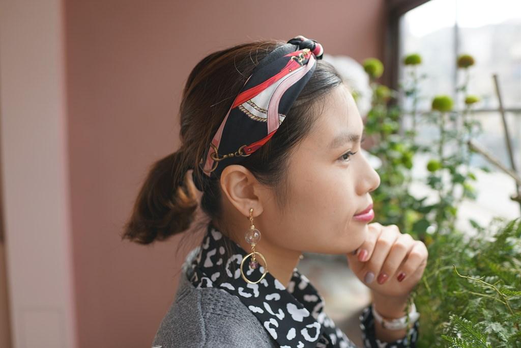 飾品穿搭│HUNDRESS 均百韓飾。免穿耳洞!百元夾式耳環選擇多又時尚*