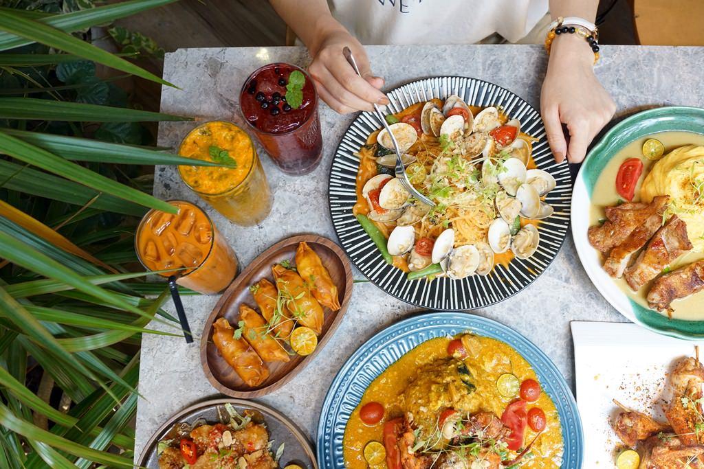 台中龍井區美食│N.N. ThaiThai 泰式創意料理。東海商圈熱門IG打卡美食餐廳*