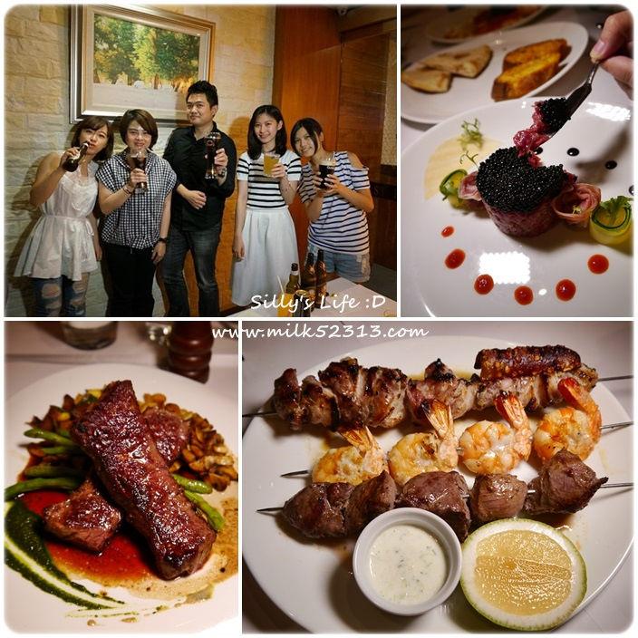 新竹美食│Roast Restaurant西餐廳。大份量好分享~揪團同樂情人節大餐*